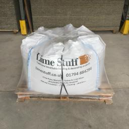 Non Hydraulic Lime Plaster - Medium Stuff