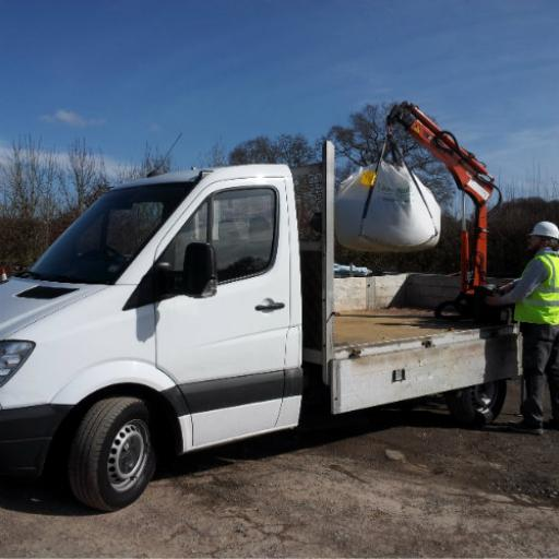Local Deliveries only £30+VAT for up to 2 tonnes