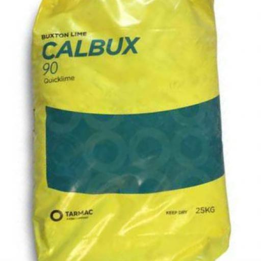 Calbux 90 Quicklime