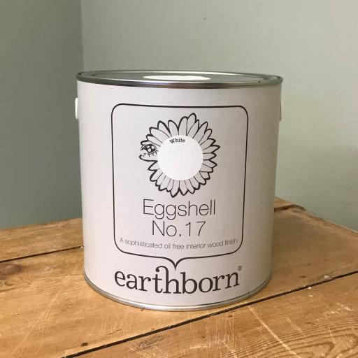 Earthborn Eggshell No17