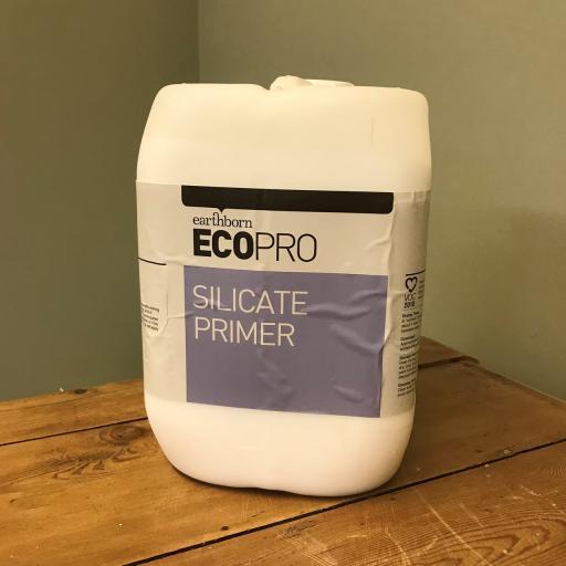 Earthborn Eco Pro Silicate Primer - 10L