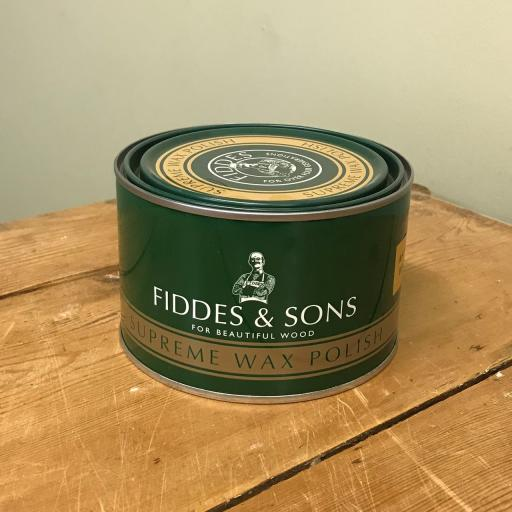Fiddes Supreme Wax Polish 400ml