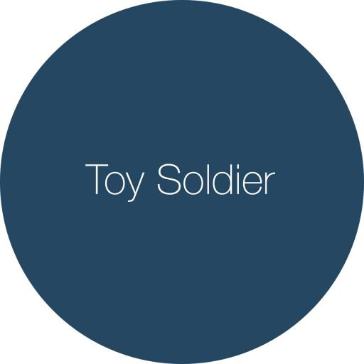 Earthborn Claypaint - Toy Soldier