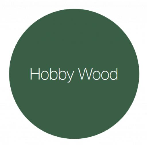 Earthborn Claypaint - Hobby Wood