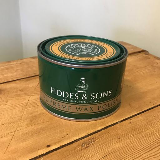 Fiddes Supreme Liming Wax 400ml