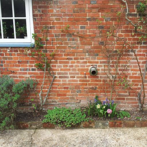 Repointing with Medium Stuff (Oatmeal)