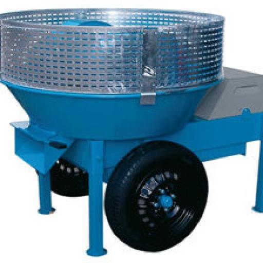 Refina RMR230 Roller Pan Mixer