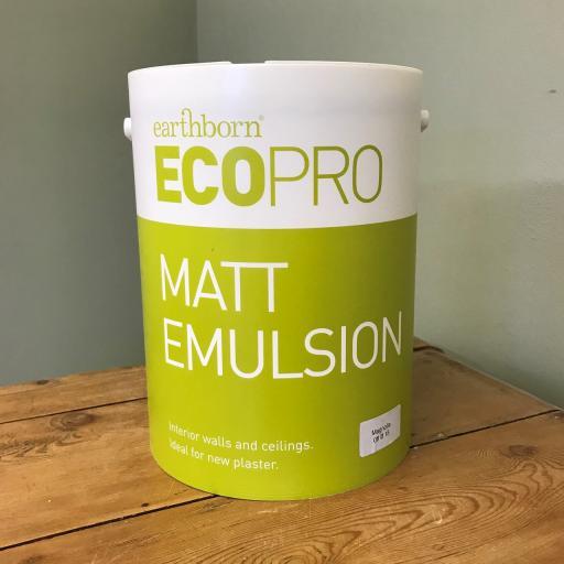 Earthborn EcoPro Matt Emulsion