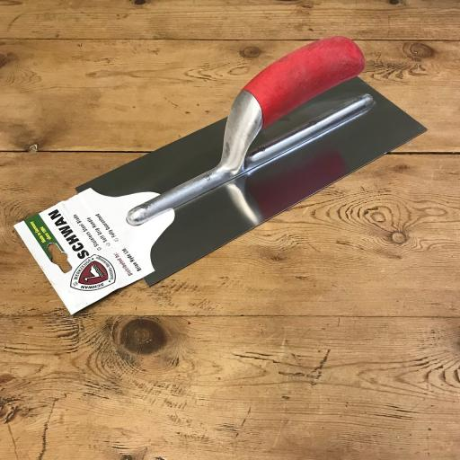 Schwan Stainless Steel Finishing Trowel