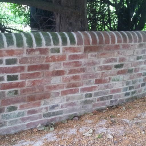 Repointing with Medium Stuff (Chalk)