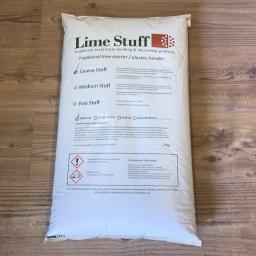 Non Hydraulic Lime Plaster - Coarse Stuff