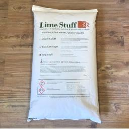 Non Hydraulic Internal Lime Plaster - Fine Stuff