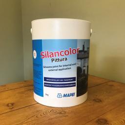Mapei Silancolor Paint - 5kg