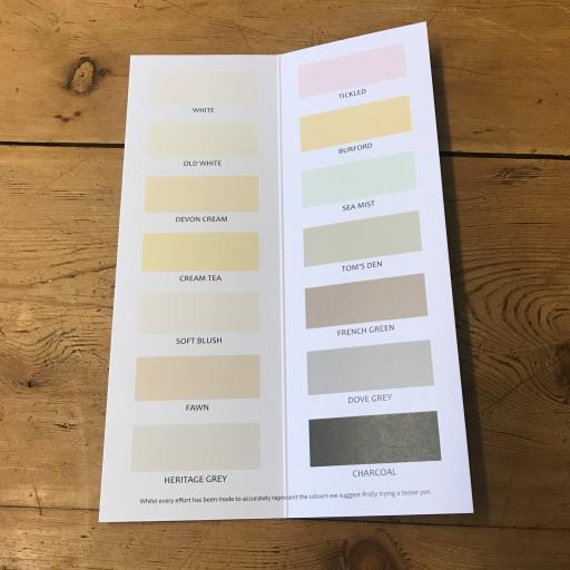 Mapei Colourcard