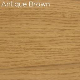Fiddes Supreme Wax Polish - Antique Brown