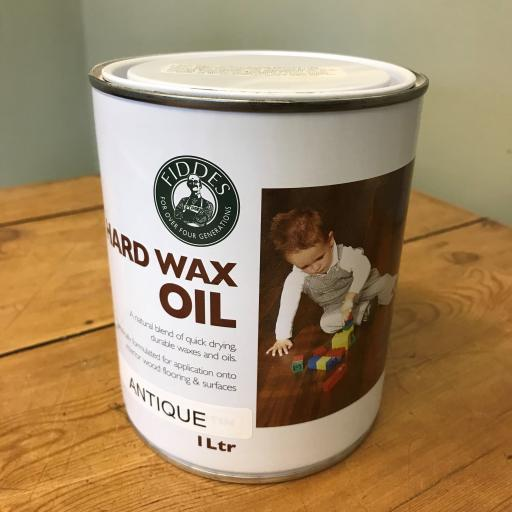 Fiddes Hard Wax Oil - 1ltr