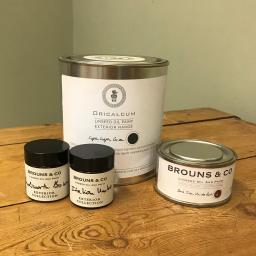 Brouns & Co Linseed Oil Paint