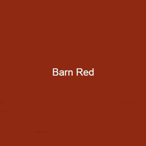 Linseed Paint - Barn Red