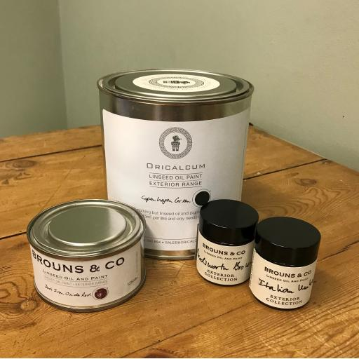 Brouns & Co. Linseed Oil Paint