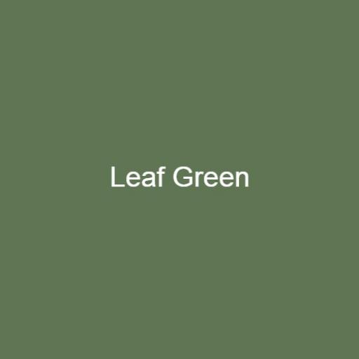 Brouns & Co Linseed Paint - Leaf Green