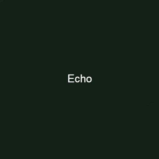 Brouns & Co Linseed Paint - Echo