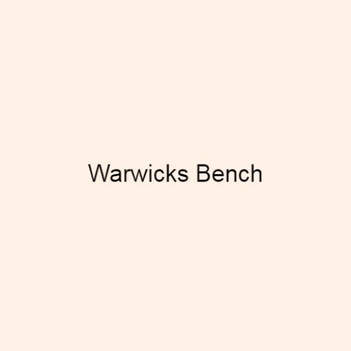 Brouns & Co Linseed Paint - Warwicks Bench