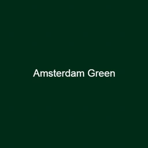 Brouns & Co Linseed Paint - Amsterdam Green