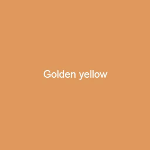 Brouns & Co Linseed Paint - Golden Yellow