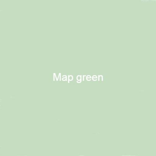Brouns & Co Linseed Paint - Map Green