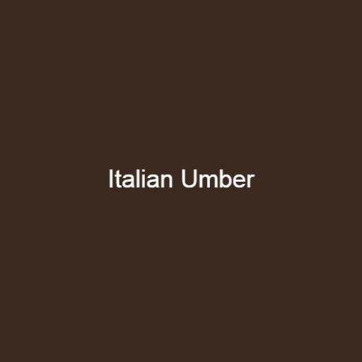 Brouns & Co Linseed Paint - Italian Umber