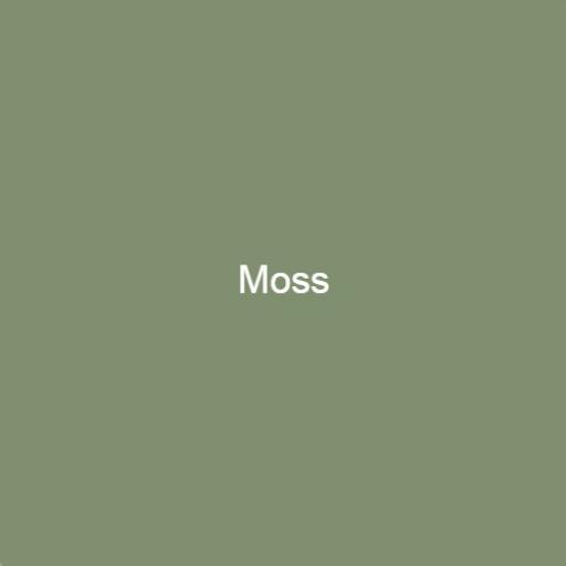 Brouns & Co Linseed Paint - Moss
