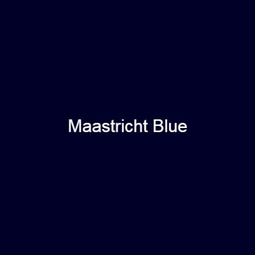 Brouns & Co Linseed Paint - Maastricht Blue