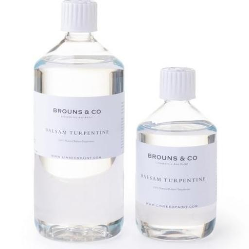 Brouns & Co. Natural Balsam Turpentine