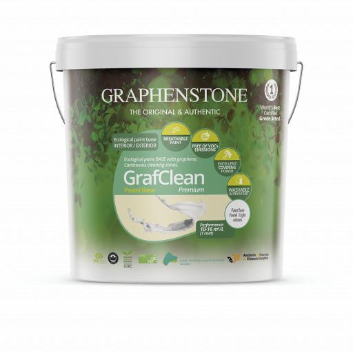 Graphenstone GrafClean Matt Exterior Paint