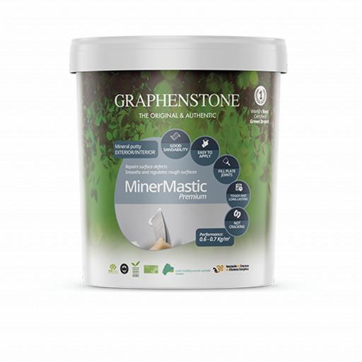 Graphenstone MinerMastic