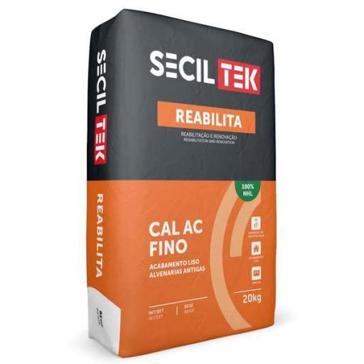 Secil Reabilita Cal AC Fino 20kg bag